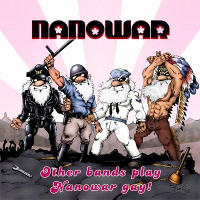 Manowar est un groupe comique